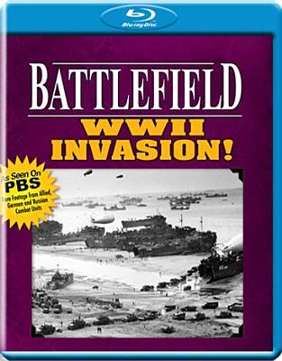 BATTLEFIELD WWII INVASION (Blu-Ray)