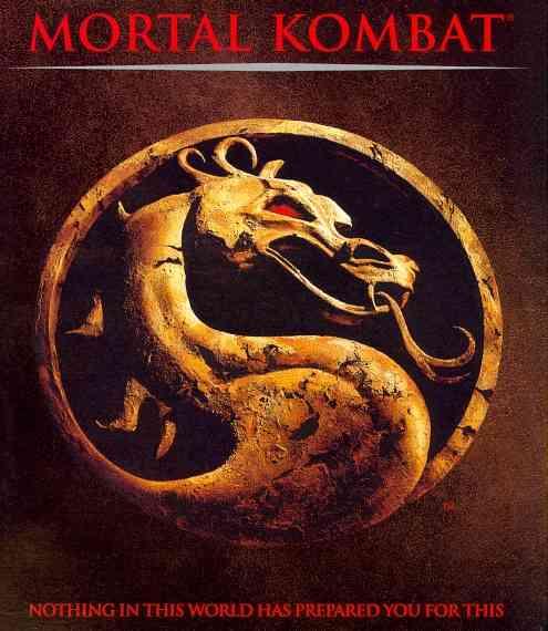 MORTAL KOMBAT BY LAMBERT,CHRISTOPHER (Blu-Ray)